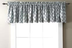 Rod Pocket Valance